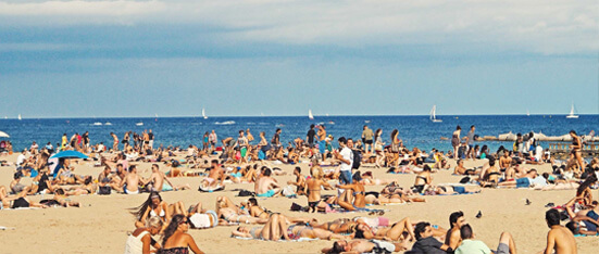 TravelBoo Reisebüro - wie kann man overtourisme vermeiden